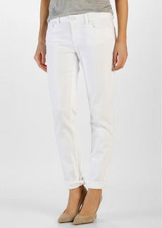Paige Denim 'Jimmy Jimmy' Skinny Boyfriend Jeans (Ultra White)