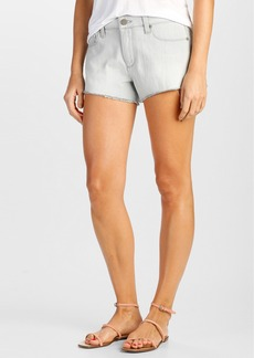 Paige Denim 'Keira' Cutoff Denim Shorts (Johnny)