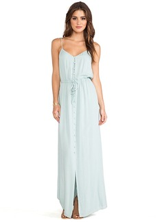 Paige Denim Nina Dress in Sage