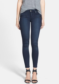 Paige Denim 'Ollie' Ultra Skinny Jeans (Midlake No Whiskers)