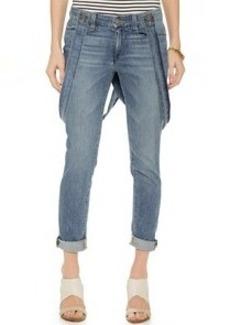 Paige Denim Phillipa Suspender Jeans