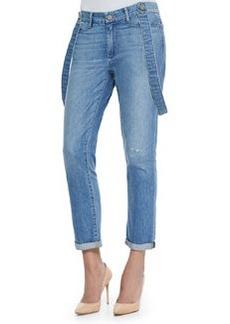Paige Denim Phillipa Tomlin Overall Denim Jeans