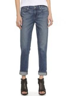 Paige Denim Porter Relaxed Straight Leg Jeans
