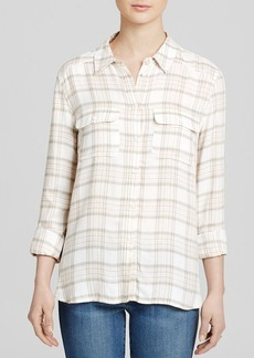 Paige Denim Shirt - Trudy