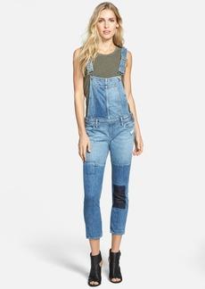 Paige Denim 'Sierra' Overalls (Underwood Blue)