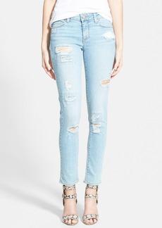 Paige Denim 'Skyline' Ankle Peg Jeans (Loren Destructed)