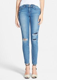 Paige Denim 'Skyline' Ankle Peg Skinny Jeans (Esme Destructed)