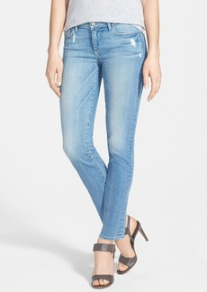 Paige Denim 'Skyline' Ankle Peg Skinny Jeans (Whitley)
