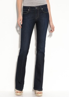 Paige Denim 'Skyline' Bootcut Stretch Jeans (Fountain)
