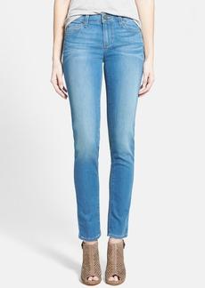 Paige Denim 'Skyline' Skinny Jeans (Halstead Blue)