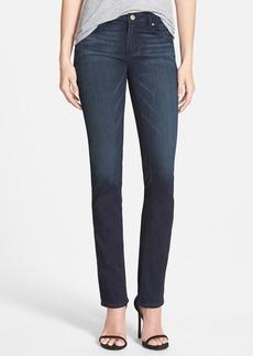 Paige Denim 'Skyline' Straight Leg Jeans (Midlake) (Petite)