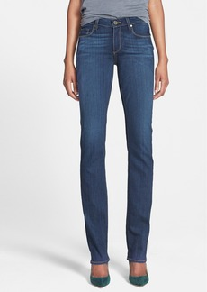 Paige Denim 'Transcend - Skyline' Straight Leg Jeans (Vista)