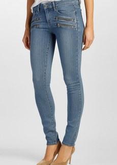 Paige Denim 'Transcend - Edgemont' Ultra Skinny Jeans (Joelle No Whiskers)