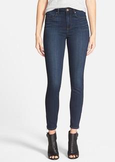 Paige Denim 'Transcend - Hoxton' Ankle Zip Jeans (Clark)