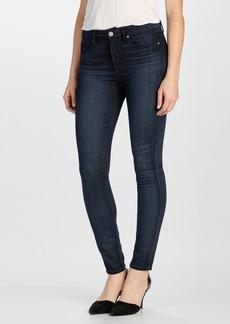 Paige Denim 'Transcend - Hoxton' High Rise Ultra Skinny Jeans (Georgie)