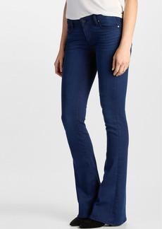 Paige Denim 'Transcend - Lou Lou' Flare Jeans (Warren)