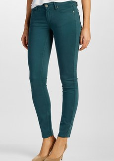 Paige Denim 'Transcend - Verdugo' Ultra Skinny Jeans (Faded Pine)