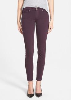 Paige Denim 'Verdugo' Ankle Skinny Jeans (Autumn Plum) (Nordstrom Exclusive)
