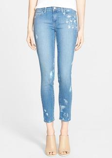 Paige Denim 'Verdugo' Ankle Skinny Jeans (Indigo Artisan Vintage)