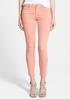 Paige Denim 'Verdugo' Ankle Super Skinny Jeans (Desert Sunset)