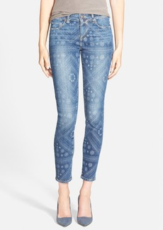 Paige Denim 'Verdugo' Ankle Ultra Skinny Jeans (Ryder Print)