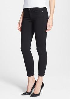 Paige Denim 'Transcend - Verdugo' Crop Skinny Jeans