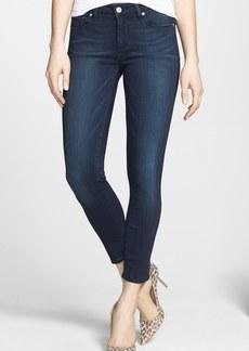 Paige Denim 'Transcend - Verdugo' Crop Skinny Jeans (Midlake)