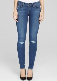 Paige Denim Verdugo Jeans in Quinnely Destructed