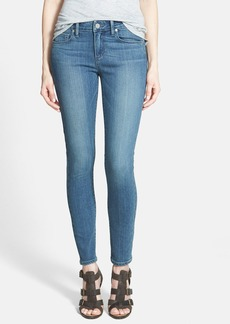 Paige Denim 'Verdugo' Low Rise Ankle Skinny Jeans (Dazeley)