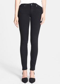 Paige Denim 'Verdugo' Ultra Skinny (Black Shadow)