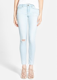 Paige Denim 'Verdugo' Ultra Skinny Jeans (Cece  Destructed)