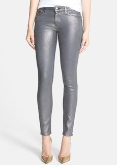 Paige Denim 'Verdugo' Ultra Skinny Jeans (Charcoal Galaxy Coating)