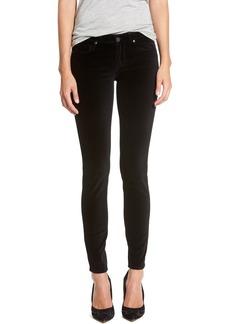 Paige Denim 'Verdugo' Velvet Skinny Jeans