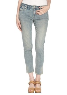 Paper Denim & Cloth 1994 - 4 year '718' skinny slouch cropped jeans