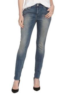 Paper Denim & Cloth 3 year old medium wash cotton stretch super skinny denim jeans