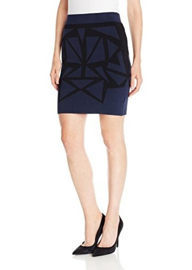 s mikey knit pencil skirt skirts