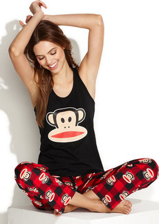 Paul Frank J Fresh Three-Piece Pajama Set
