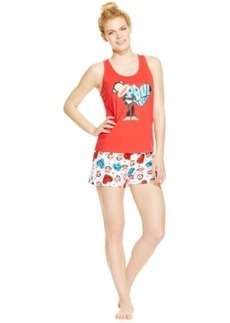 Paul Frank Novelty Tank and Boxer Shorts
