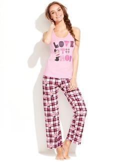 Paul Frank Novelty Tank and Drawstring Pajama Pants