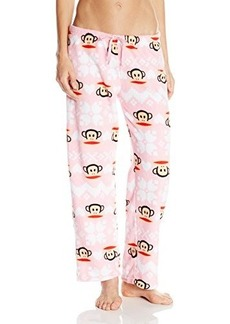 Paul Frank Women's Julius Fair Isle Print Pajama Pant