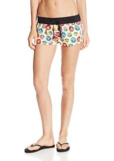 Paul Frank Women's Julius Circle Boardshort