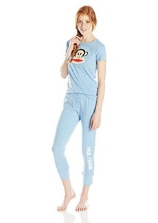 Paul Frank Women's Julius Pajama Set Blue