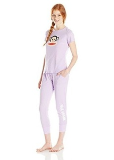 Paul Frank Women's Julius Pajama Set Lilac