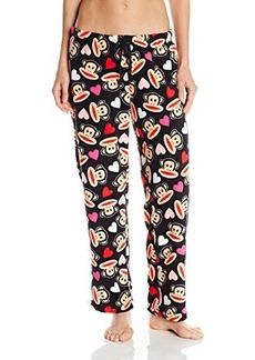 Paul Frank Women's Julius Heart Print Pajama Pant