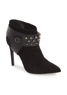 Pedro Garcia 'Andy' Studded Pointy Toe Bootie (Women)