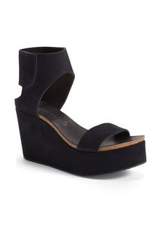 Pedro Garcia 'Darla' Ankle Cuff Wedge Sandal (Women)