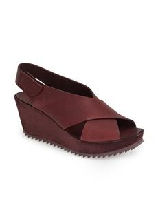 Pedro Garcia 'Frederica' Platform Wedge Sandal (Women)