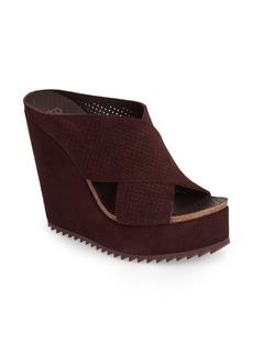 Pedro Garcia 'Tibby' Wedge Sandal (Women)