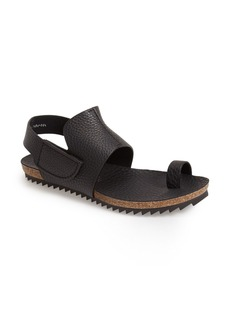 Pedro Garcia 'Vicky' Grained Leather Sandal (Women) (Nordstrom Exclusive)