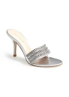 Pelle Moda 'Arley' Crystal Embellished Sandal